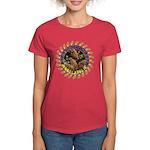 Morelaholic morel gifts Women's Dark T-Shirt