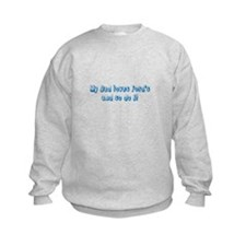 Dad loves Fords Sweatshirt