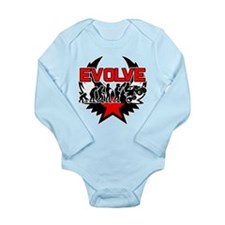 ATV Evolution Long Sleeve Infant Bodysuit