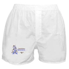Lymphedema Awareness 6 Boxer Shorts