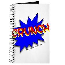 CRUNCH comic strip Journal