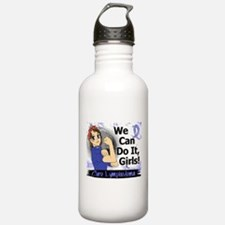 Lymphedema Rosie Anime Sports Water Bottle