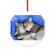 kitties Ornament (Round)