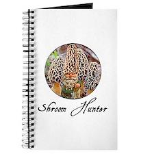 shroom hunter Journal