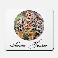 shroom hunter Mousepad