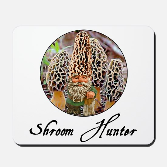 shroom hunter Mousepad