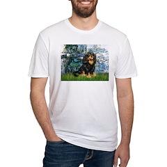 Lilies (1) & Cavalier (BT) Shirt