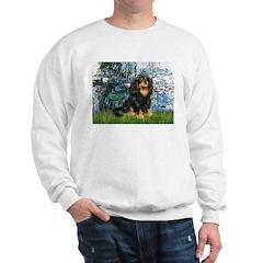 Lilies (1) & Cavalier (BT) Sweatshirt