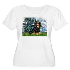 Lilies (1) & Cavalier (BT) T-Shirt
