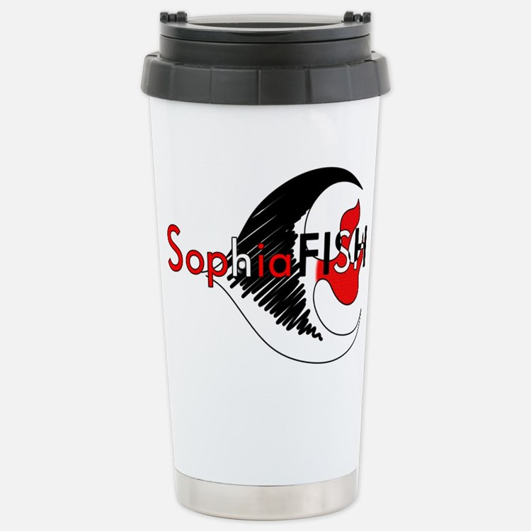 SophiaFISH Travel Mug