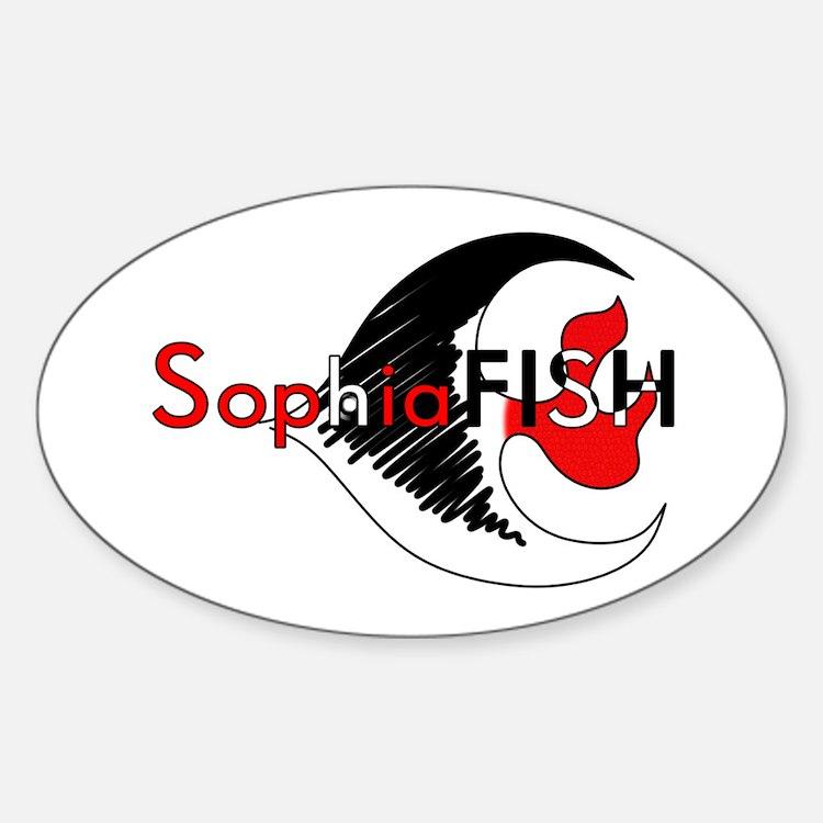 SophiaFISH Decal