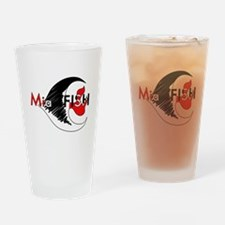 MiaFISH Drinking Glass