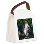 Early Morning Wakeup Call Canvas Lunch Bag