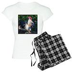 Early Morning Wakeup Call Women's Light Pajamas