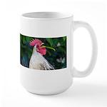 Early Morning Wakeup Call Large Mug