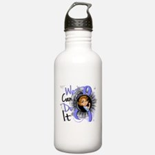 Lymphedema Rosie Carto Sports Water Bottle