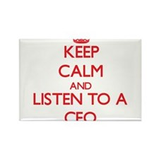 Keep Calm and Listen to a Cfo Magnets