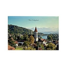 Thun, Switzerland Rectangle Magnet