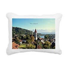 Thun, Switzerland Rectangular Canvas Pillow