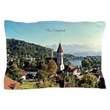Thun, Switzerland Pillow Case