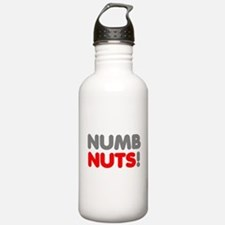 Numb Nuts! Sports Water Bottle