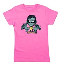 Zomboy, the zombie boy Girl's Tee
