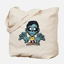 Zomboy, the zombie boy Tote Bag
