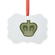 Royal Crown Ornament