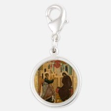 Anonymous - The Annunciation - 15th century Charms