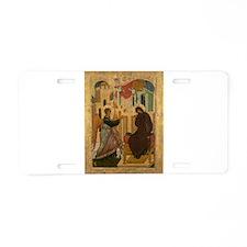 Anonymous - The Annunciation - 15th century Alumin