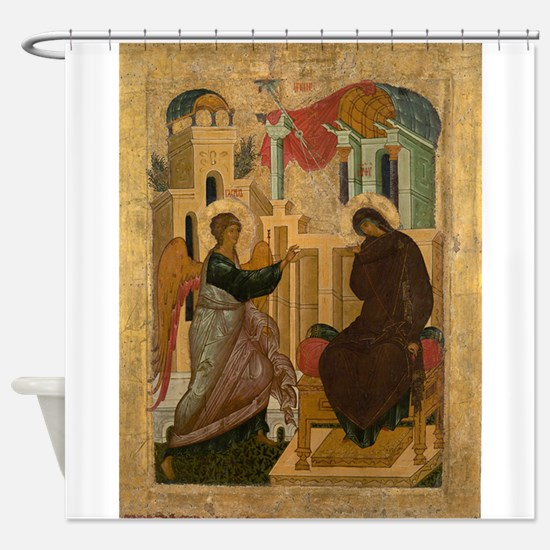 Anonymous - The Annunciation - 15th century Shower