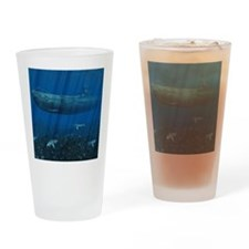 U99 Submarine Drinking Glass