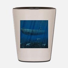 U99 Submarine Shot Glass
