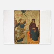 Anonymous - The Annunciation - 14th century 5'x7'A