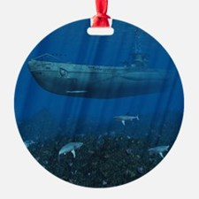 U99 Submarine Ornament