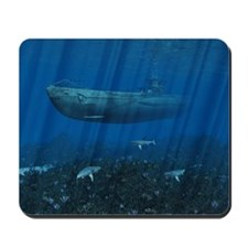 U99 Submarine Mousepad