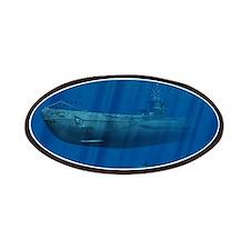 U99 Submarine Patches
