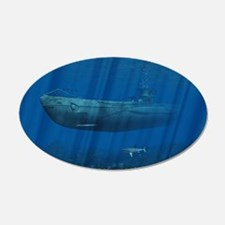 U99 Submarine Wall Decal