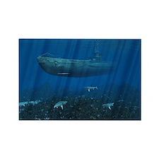 U99 Submarine Magnets