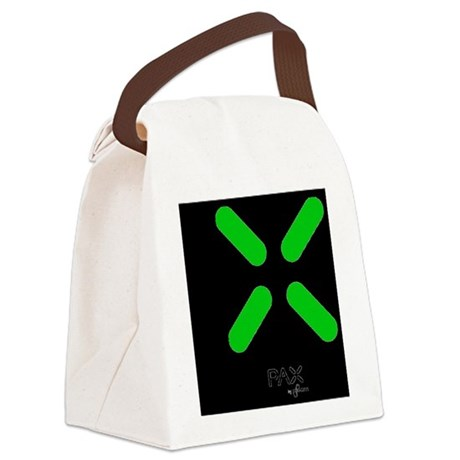 Pax Canvas Lunch Bag