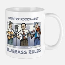Mug: Country rocks but bluegrass rules