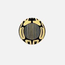 MIMBRES STRIPED TORTOISE BOWL DESIGN Mini Button
