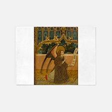 Anonymous - Archangel Gabriel - Circa 1450 - Temp