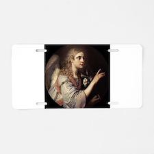 Anonymous - Archangel Gabriel - Circa 1807 Aluminu
