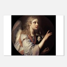 Anonymous - Archangel Gabriel - Circa 1807 Postcar