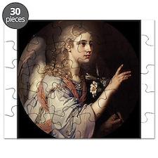 Anonymous - Archangel Gabriel - Circa 1807 Puzzle