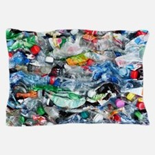 Recycling plastic Pillow Case