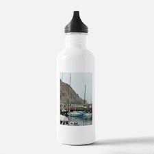 morro bay marina Water Bottle