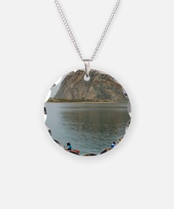 morro bay canoe Necklace