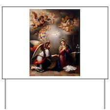 Bartolome Esteban Murillo - The Annunciation - C Y